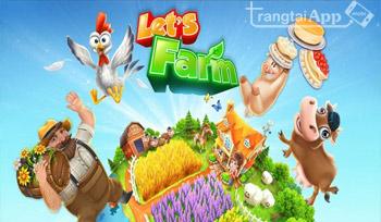 let farm - Top 7 Game Nông Trại Không Cần Mạng